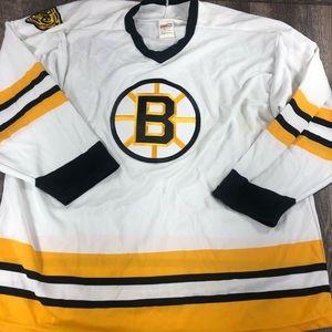 Vintage Boston Bruins Jersey